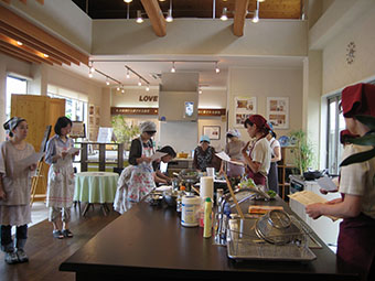 IH料理教室